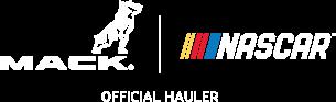 MACK : Official hauler of NASCAR